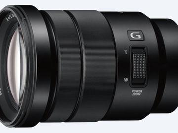 Rent: Sony E PZ 18-105mm f/4 G OSS + vari ND filter +