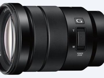 Rent: Sony E PZ 18-105mm f/4 G OSS + vari ND filter + UV filter