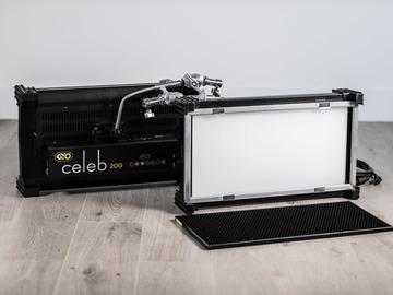 Rent: Two Kino Flo Celeb 200 LEDS