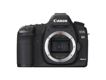 Rent: Canon EOS 5D Mark II with Grip + 4 Batteries