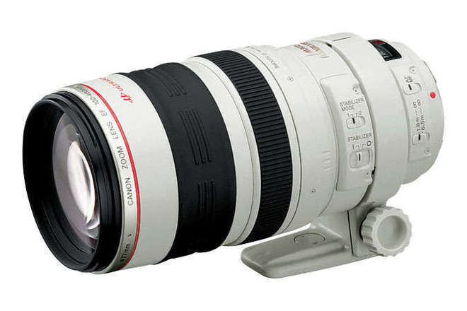 Canon EF 100-400mm f/4.5-5.6 L IS USM (2 Available)