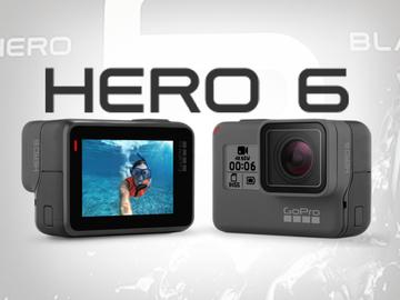 Rent: GoPro - HERO6 Black 4K Action Camera #2