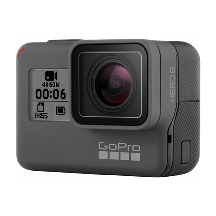 GoPro - HERO6 Black 4K Action Camera #2