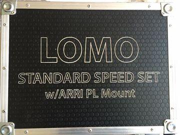 Rent: LOMO Standard Speed PL mount S35 Spherical Cinema Lens Set