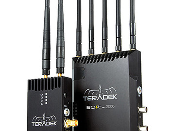 Teradek Bolt Pro 2000 Wireless 4k