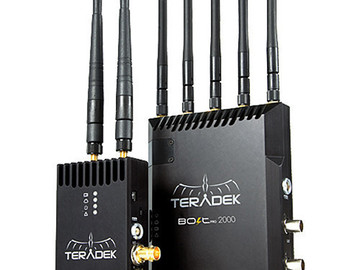 Rent: Teradek Bolt Pro 2000 Wireless 4k