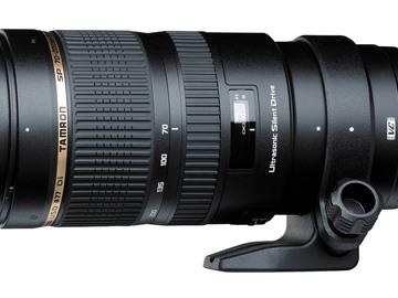 Rent: Tamron SP 70-200mm f/2.8 Di VC USD