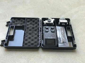 Rent: Zoom H6 Handy Recorder w/ Hard Case