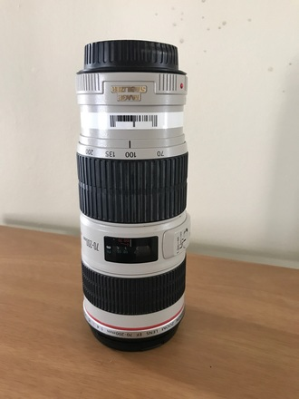 Canon 70-200 f/4L  IS USM