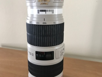Rent: Canon 70-200 f/4L  IS USM