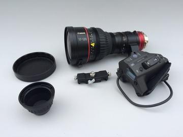 Rent: Canon Cine-Servo 17-120mm T2.95 PL Mount Lens