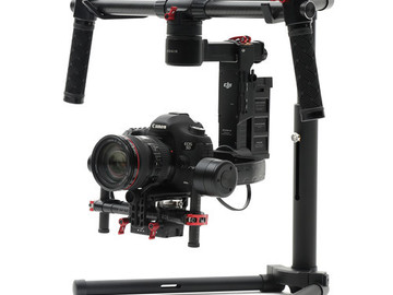Rent: DJI Ronin FULLY EXTENDED, Ready Rig GS, Wireless Focus