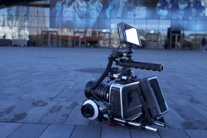 Blackmagic Production Camera 4K Kit