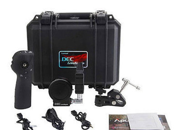 Rent: Aputure DEC LensRegain Focal Reducer & wireless Follow Focus