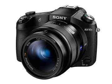 Rent: Sony Cyber-Shot DSC-RX10 II 4K Camera