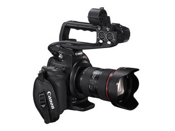 Rent: Canon EOS C100 Mark II Cinema Package W/ Lens Kit & Monitor