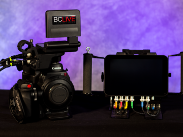 Rent: Canon C300 Mk II / Odyssey 7Q+ Package