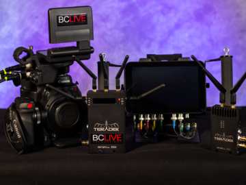 Rent: Canon C300 Mk II, Odyssey 7Q+, Bolt Pro 2000 Package