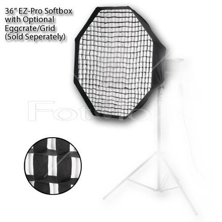 "Pro Studio Solutions EZ-Pro 36"" Octagon Softbox Bowen"