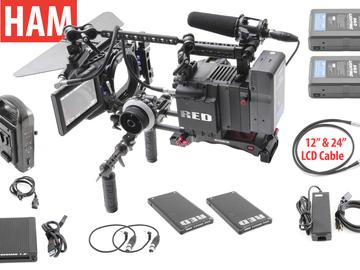 Rent: RED Scarlet MX 4K | Shoulder Rig | Matte Box | Follow Focus