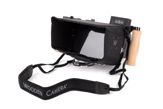 WC Director's Monitor Cage V2 + SmallHD702 + Bolt 500 Kit