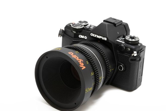 Veydra Mini Prime 50mm T2.2 (Super 16mm)0