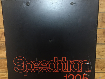 Rent: Speedotron 1205