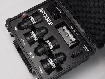 Rent: Apogee Prime Set - Richard Gale Optics UK