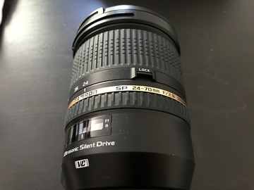 Rent: Tamron for Canon EF 24-70mm f/2.8