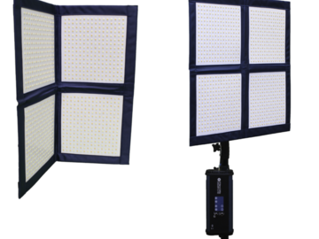 Rent: Intellytech LC-160 - 2X2 Flex LED light-mat