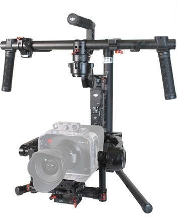 DJI Ronin Gimbal with Extended Arms