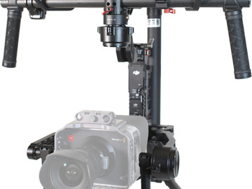 Rent: DJI Ronin Gimbal with Extended Arms