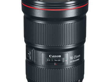 Rent: Canon EF 16-35mm f/2.8L III USM