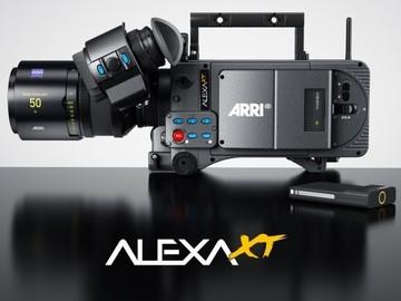 Rent: ARRI Alexa XT