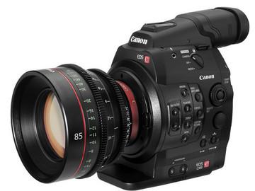 Rent: Canon EOS C300 PL