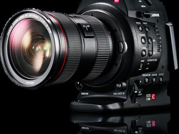 Rent: Canon EOS C100 EF