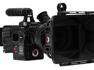 Rent: RED Weapon 8K