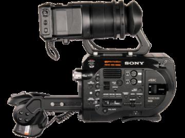 Rent: Sony PXW-FS7