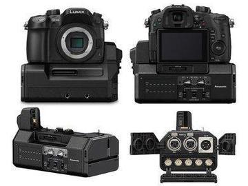 Rent: 4K Digital Cinema Camera Package | Panasonic GH4