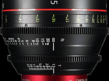 Rent: CN-E 35mm T1.5