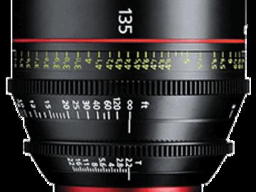 Rent: CN-E 135mm T2.2