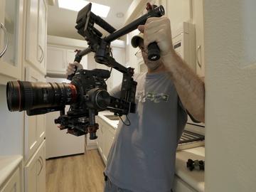 Rent: Canon EOS C300 Mark II + DJI Ronin Gimbal Stabilizer
