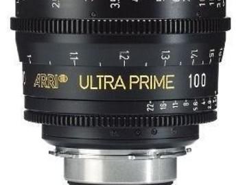 Rent: ARRI/ Zeiss Ultra Prime 100mm T1.9