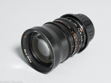 Rent: Zeiss 135mm T2.1 Standard Speed MkII Lens