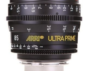 Rent: ARRI/ Zeiss Ultra Prime 85mm T1.9