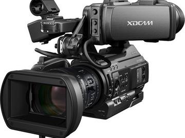 Rent: Sony PMW-300K1 XDCAM Camcorder