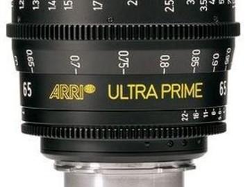 Rent: ARRI/ Zeiss Ultra Prime 65mm T1.9