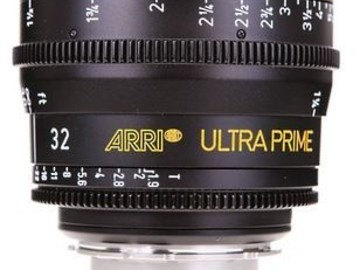 Rent: ARRI Ultra Prime 32mm Distagon T1.9
