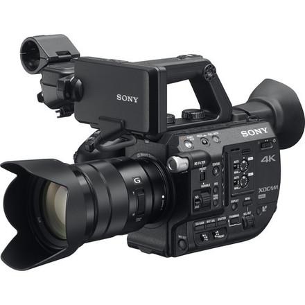 Sony PXW-FS5 XDCAM Kit