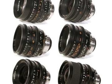 Rent: Zeiss Super Speed MK II T1.3 Coated Set